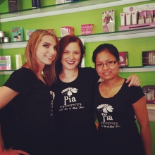 The Westchase team! #westchase #dayspa