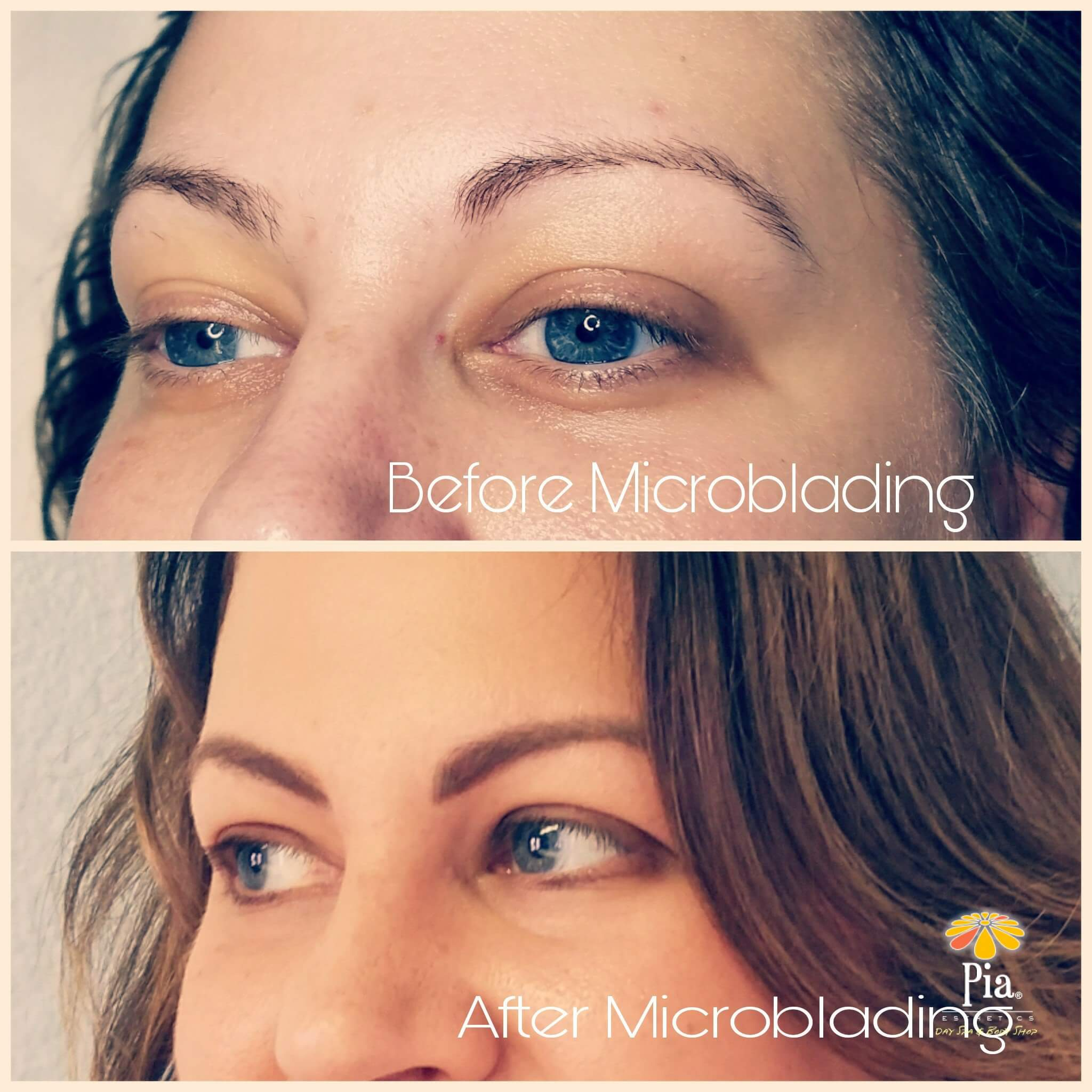 Microblading For Brow Definition Pia Day Spa