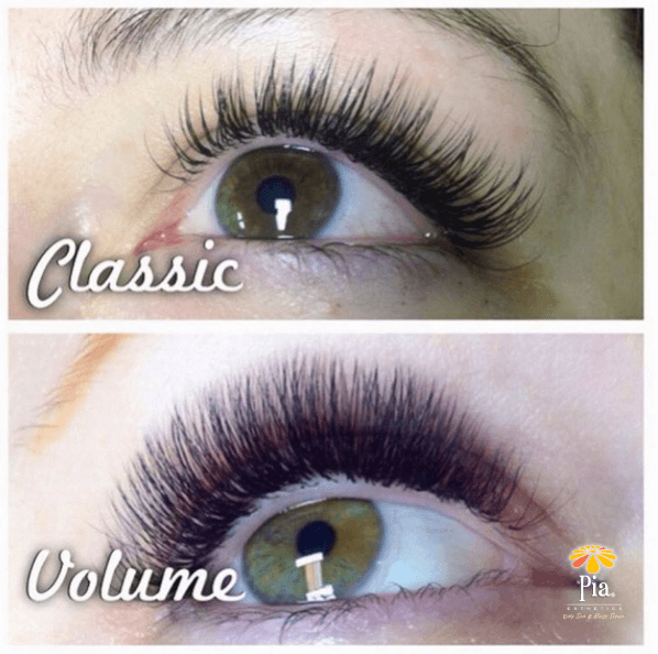 9393f74446b Looking for a fuller, bolder lash? Volume lashes create a fuller effect!